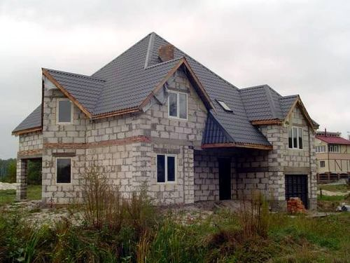 Как построить дома самостоятельно?